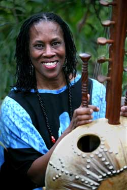 Charlotte Blake Alston storyteller in the Afriacan American Tradition