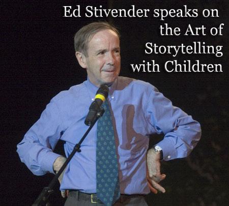 Ed Stivender professional storyteller