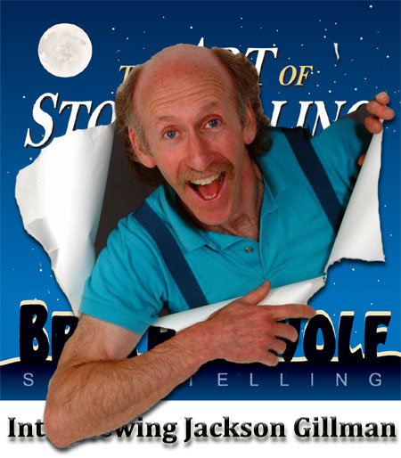 Jakcson Gillman performer and humorist.