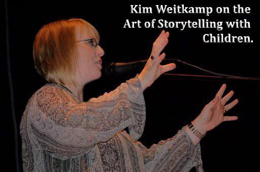 Kim Weitkamp Storyteller