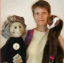 Priscilla Howe Professional Storyteller