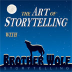 Logo for art of storytelling