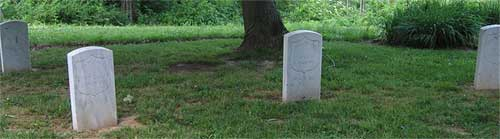 Grave Stones photo curtsey of Storyteller Thomas Freeze - Ghost storytelling included