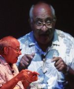 Emil Wolfgang Tonga Storyteller