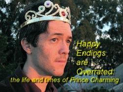 Storyteller Tim Ereneta storytelling Prince Charming